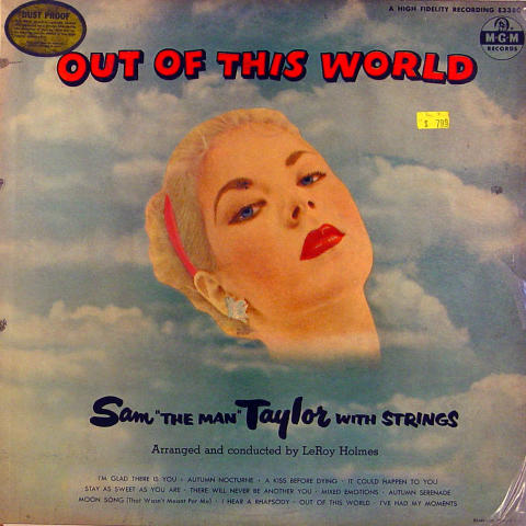 "Sam ""The Man"" Taylor Vinyl 12"""