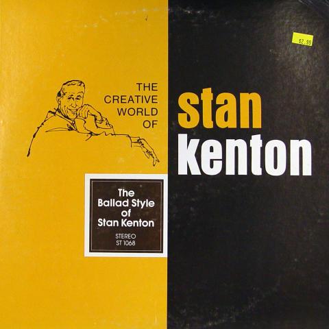 "Stan Kenton and His Orchestra Vinyl 12"""