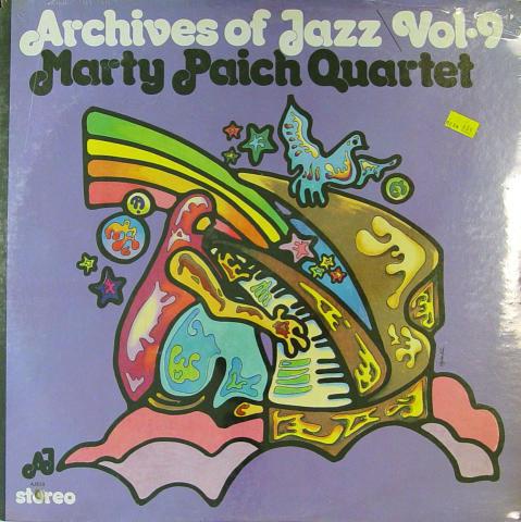 """Marty Paich Quartet Vinyl 12"""""""