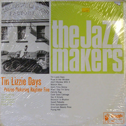 The Jazz Makers Vinyl 12""
