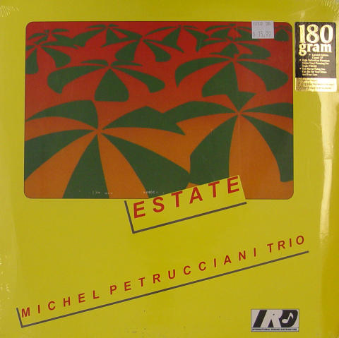 "Michel Petrucciani Trio Vinyl 12"""