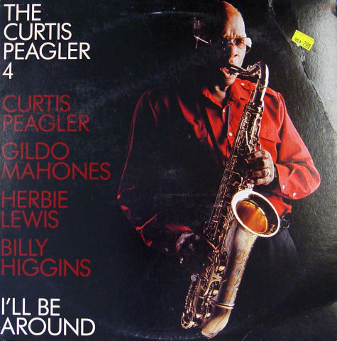 The Curtis Peagler 4 Vinyl 12""