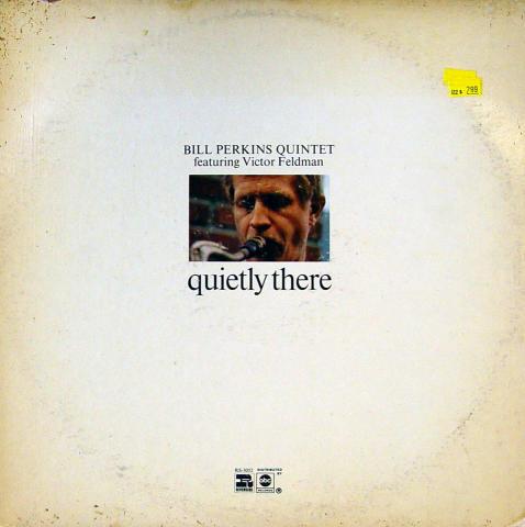 """Bill Perkins Vinyl 12"""""""
