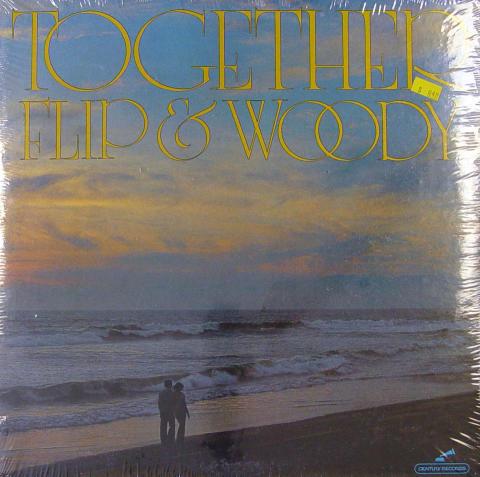 "Flip & Woody Vinyl 12"""