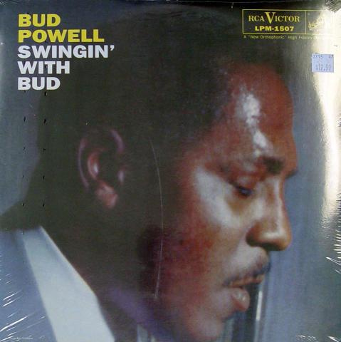 "Bud Powell Vinyl 12"""