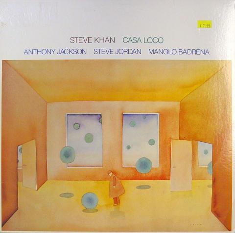 """Steve Khan Vinyl 12"""""""
