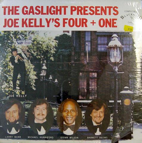 """The Gaslight Presents: Joe Kelly´s Four + One Vinyl 12"""""""