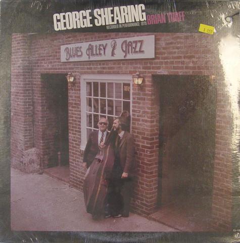 """Blue Alley Jazz Vinyl 12"""""""