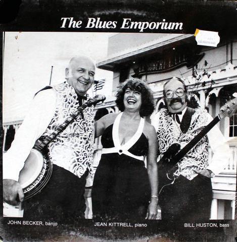 """The Blues Emporium Vinyl 12"""""""