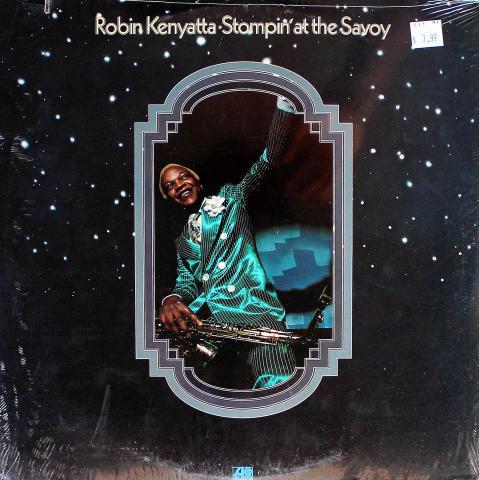 """Robin Kenyatta Vinyl 12"""""""