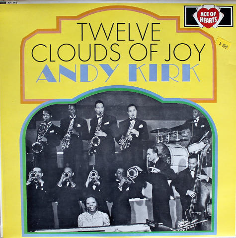 """Andy Kirk Vinyl 12"""""""