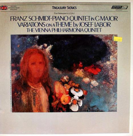 """Franz Schmidt Vinyl 12"""""""