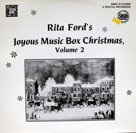 "Rita Ford Vinyl 12"""