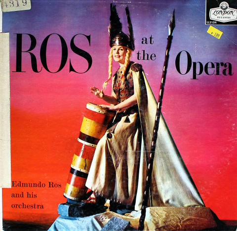 "Edmundo Ros And His Orchestra Vinyl 12"""
