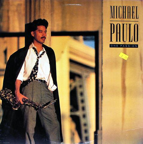 """Michael Paulo Vinyl 12"""""""
