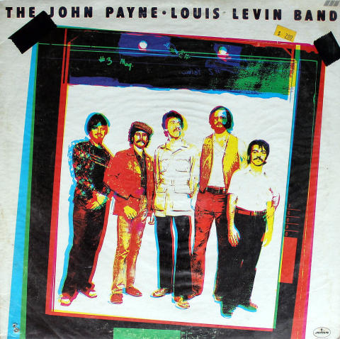 "The John Payne / Louis Levin Band Vinyl 12"""