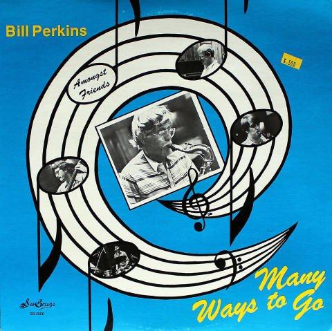 Bill Perkins Vinyl 12""