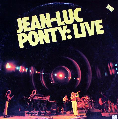 """Jean-Luc Ponty Vinyl 12"""""""
