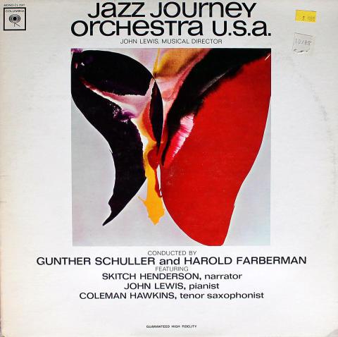 """Jazz Journey Vinyl 12"""""""