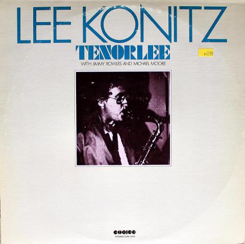"""Tenorlee Vinyl 12"""" (Used)"""