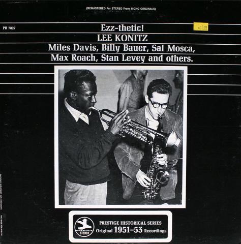 """Ezz-thetic! Vinyl 12"""""""
