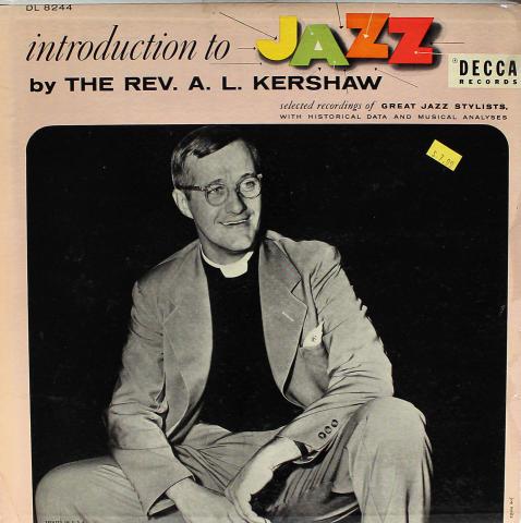 """Rev. A.L. Kershaw Vinyl 12"""""""