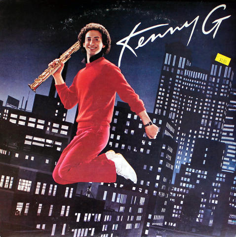 """Kenny G Vinyl 12"""""""