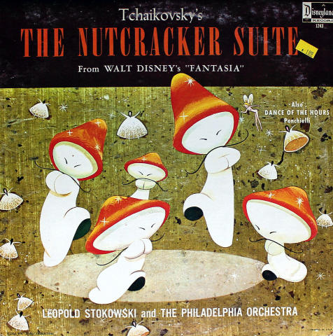 "Dance Of The Hours / The Nutcracker Suite Vinyl 12"" (Used)"