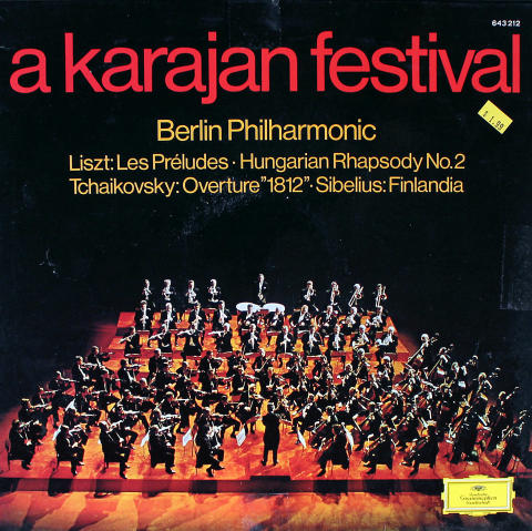 "Berlin Philharmonic Vinyl 12"""