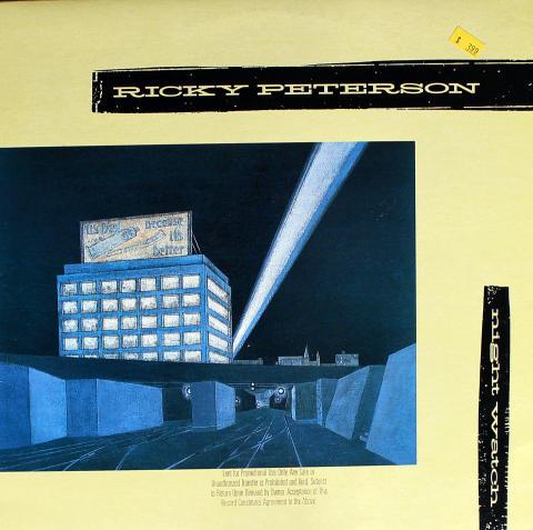 "Ricky Peterson Vinyl 12"""