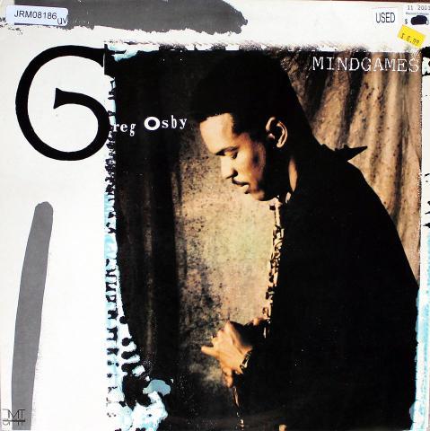 "Greg Osby Vinyl 12"""