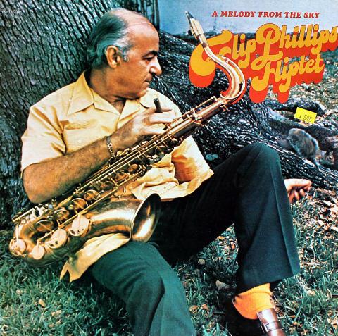 """Flip Phillips Fliptet Vinyl 12"""""""