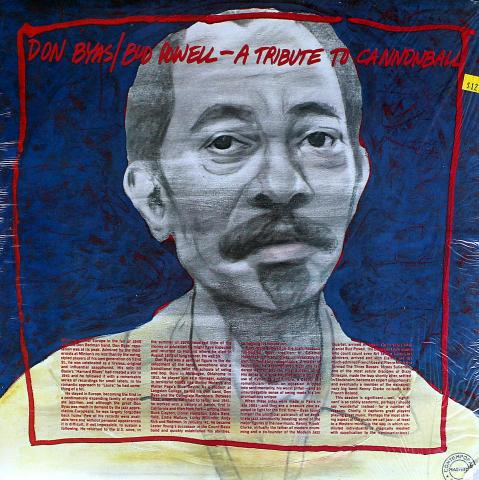"Don Byas / Bud Powell Vinyl 12"""