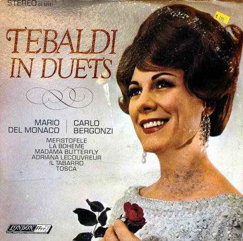 "Renata Tebaldi Vinyl 12"""