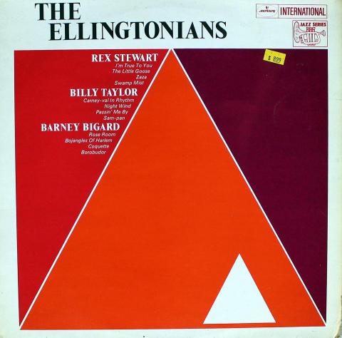 "Stewart / Taylor / Bigard / Tizol Vinyl 12"""