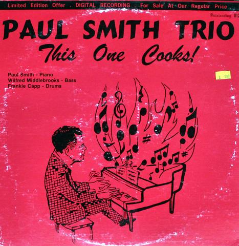 """Paul Smith Trio Vinyl 12"""""""