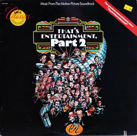 """That's Entertainment Part 2 Vinyl 12"""""""