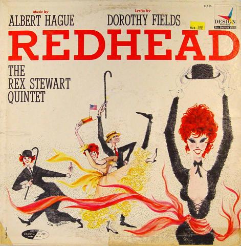 """The Rex Stewart Quintet Vinyl 12"""""""