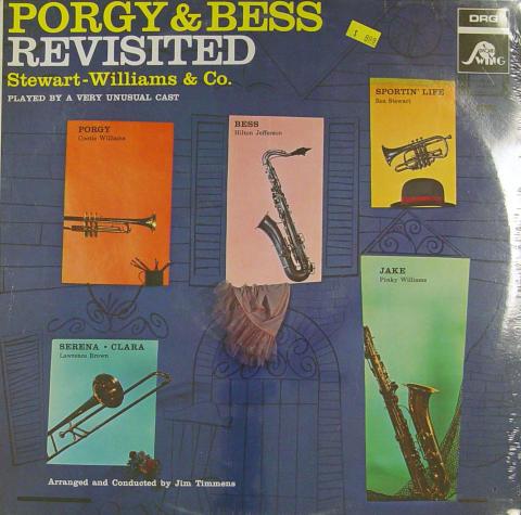 """Stewart - Williams & Co. Vinyl 12"""""""