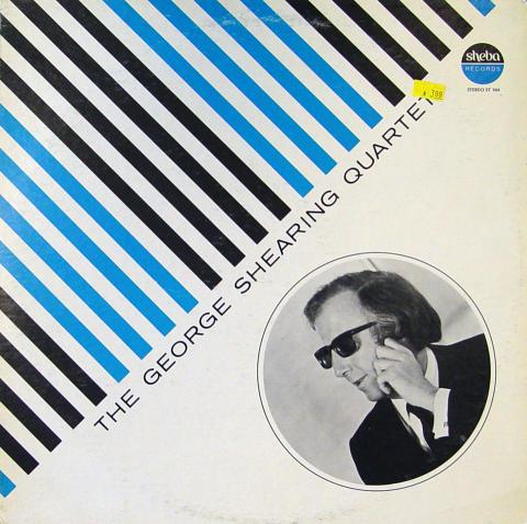 "The George Shearing Quartet Vinyl 12"""