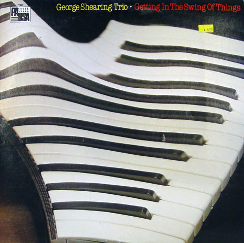 "George Shearing Trio Vinyl 12"""