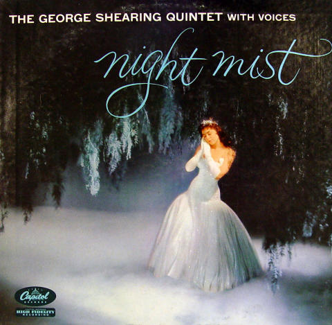 The George Shearing Quintet With Voices Vinyl 12""