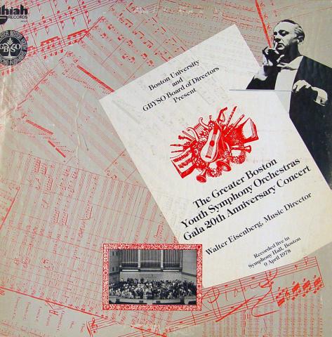 "Walter Eisenberg Vinyl 12"""
