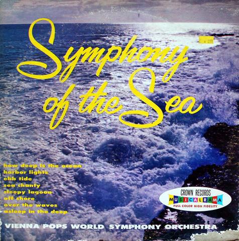 "Vienna Pops World Symphony Orchestra Vinyl 12"""