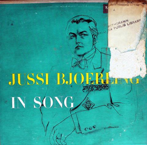"""Jussi Bjoerling Vinyl 12"""""""