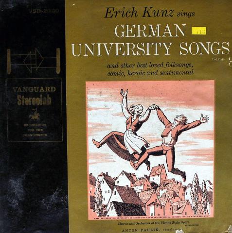 """Erich Kunz Vinyl 12"""""""