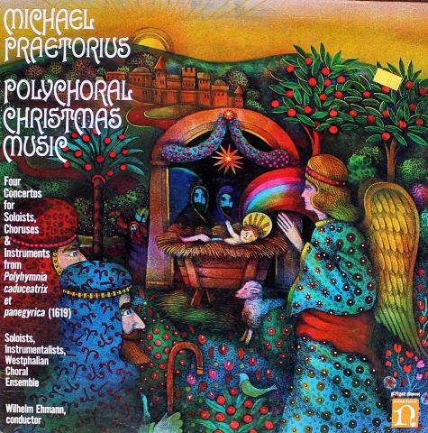 """Michael Praetorius Vinyl 12"""""""