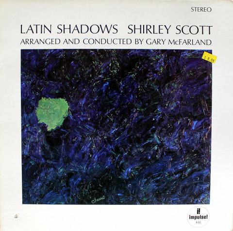 "Shirley Scott Vinyl 12"""