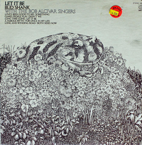 """Bud Shank Vinyl 12"""""""