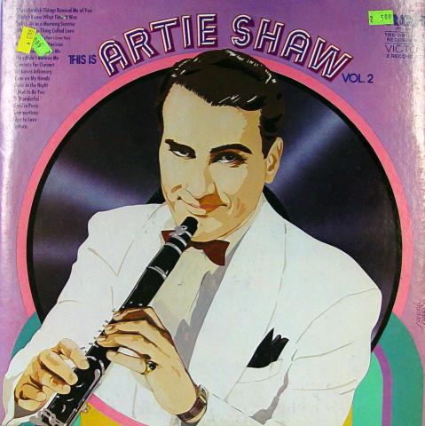 """Artie Shaw Vinyl 12"""""""
